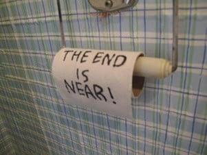 End is near