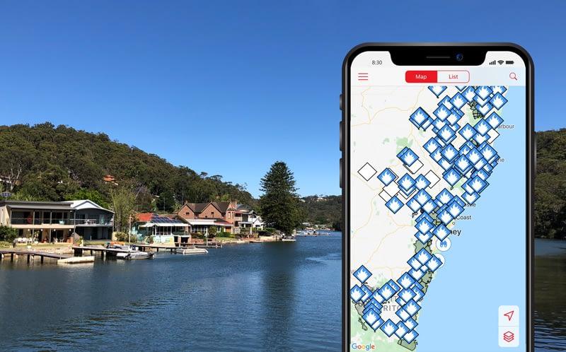 NSW Fires App
