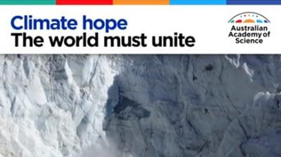 The world must unite
