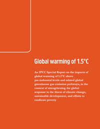 Global warming report