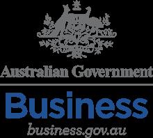 Govt business logo