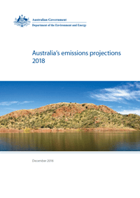Australia's emissions projections