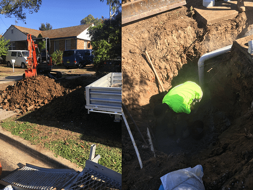 Residential Sewer Renewals